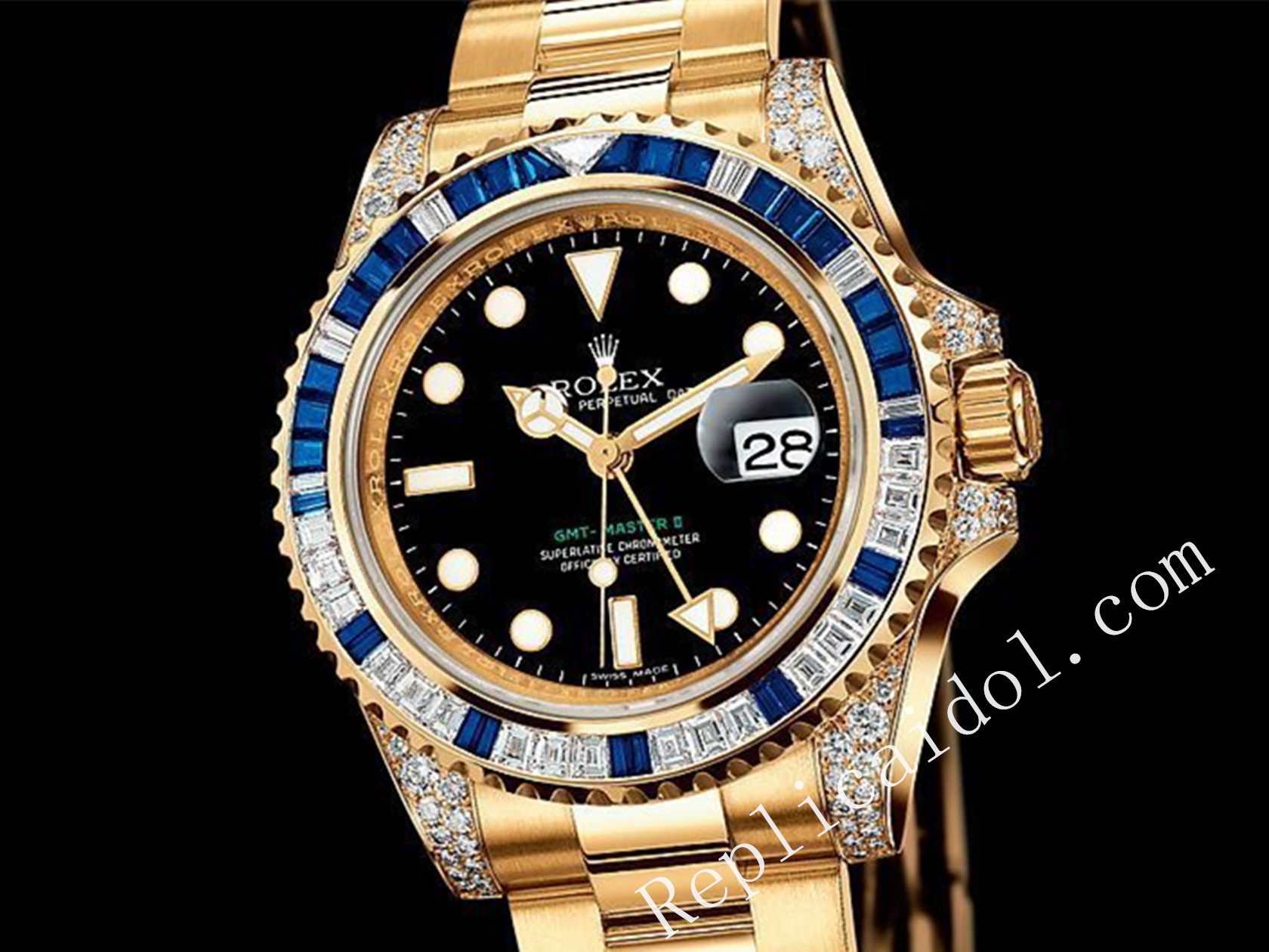 The largest luxury watch —— Rolex replica watches | Best ...