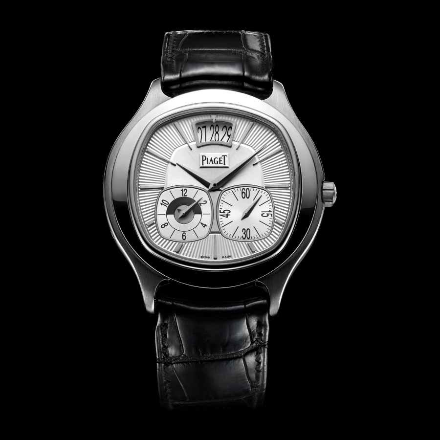 Piaget White Gold Dual Time Zone G0A32016