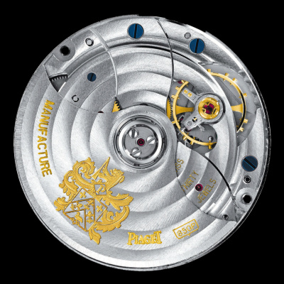 Piaget White Gold Dual Time Zone G0A32016 2