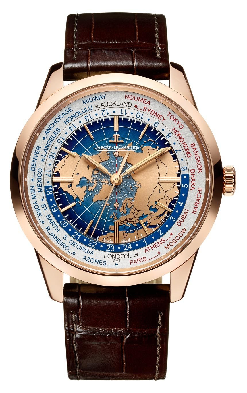 Testing jaeger lecoultre geophysic universal time replica watch best swiss replica watches for Lecoultre watches