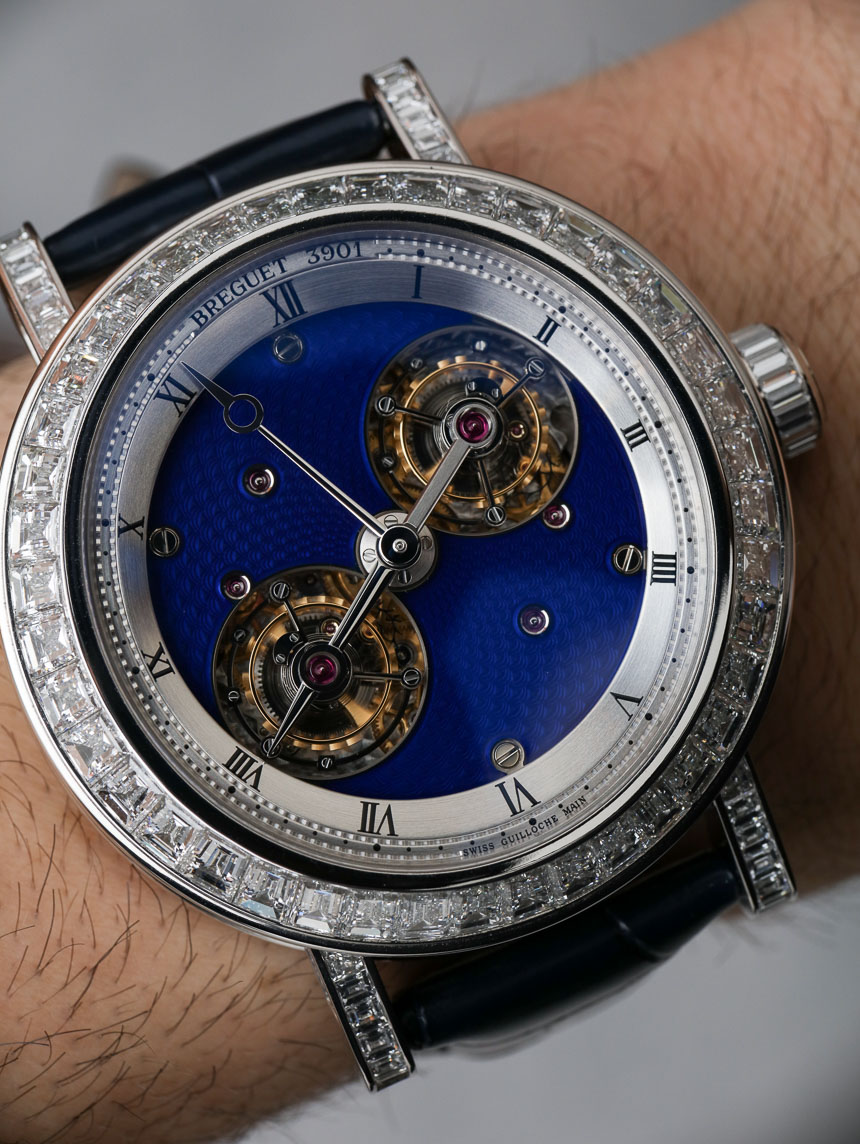 Breguet Double Tourbillon 5349 replica