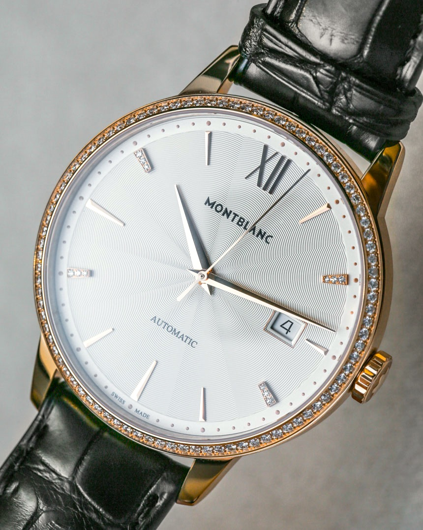 Montblanc Meisterstuck Heritage Spirit Date Automatic replica