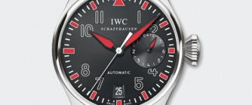 IWC Big Pilot's Watch Edition Muhammad Ali replica