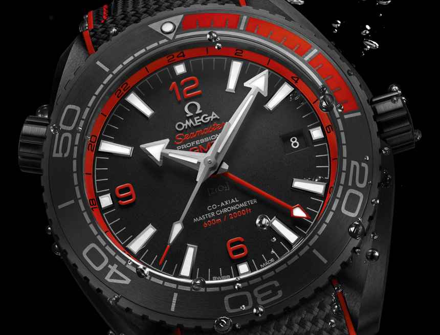 Omega: High-tech in an elegant and sporty look