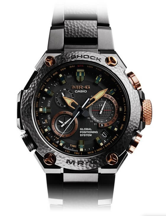 Casio G-Shock MR-G 20th Anniversary replica