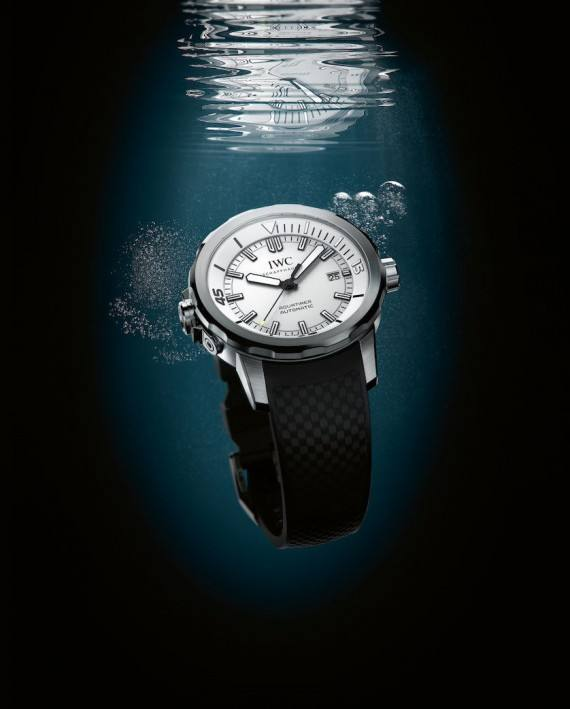 Presenting The Masculine IWC Aquatimer Automatic 2000 Steel Replica Watch