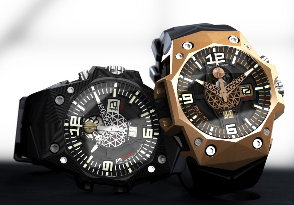 Linde Werdelin LW 10-24 GMT 'Traveller's' Replica