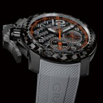 Would You Like The Graham Chronofighter Superlight Carbon Replica Watch