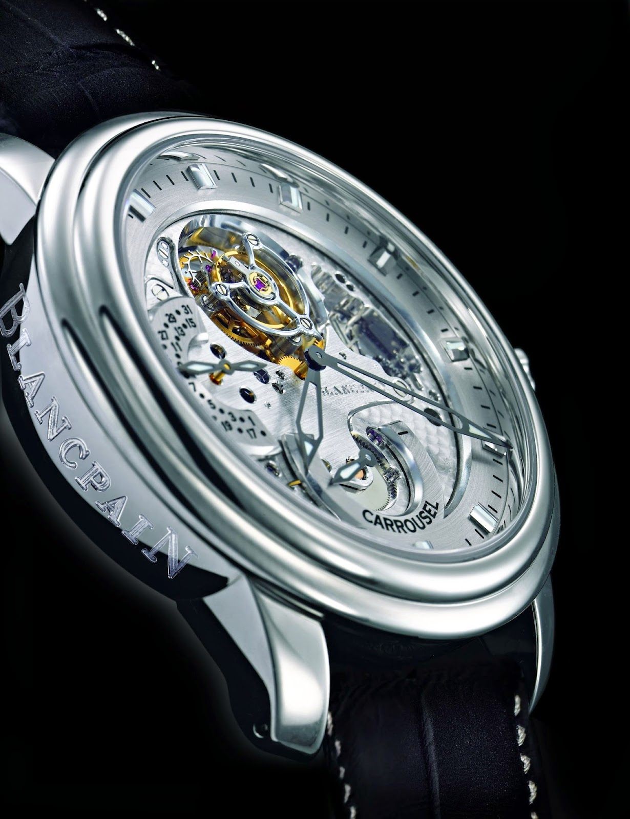 Blancpain Carrousel Volant Une Minute replica watch