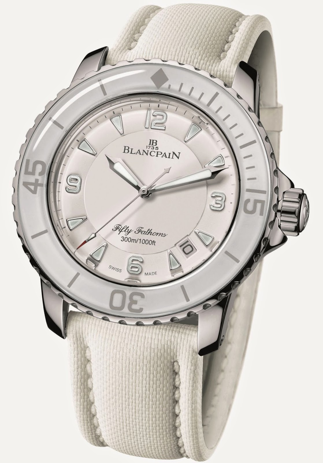 Blancpain Fifty Fathoms Automatique watch replica