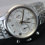 Introduce The Mens Omega De Ville Co-Axial Chronograph Copy Watch For Sale