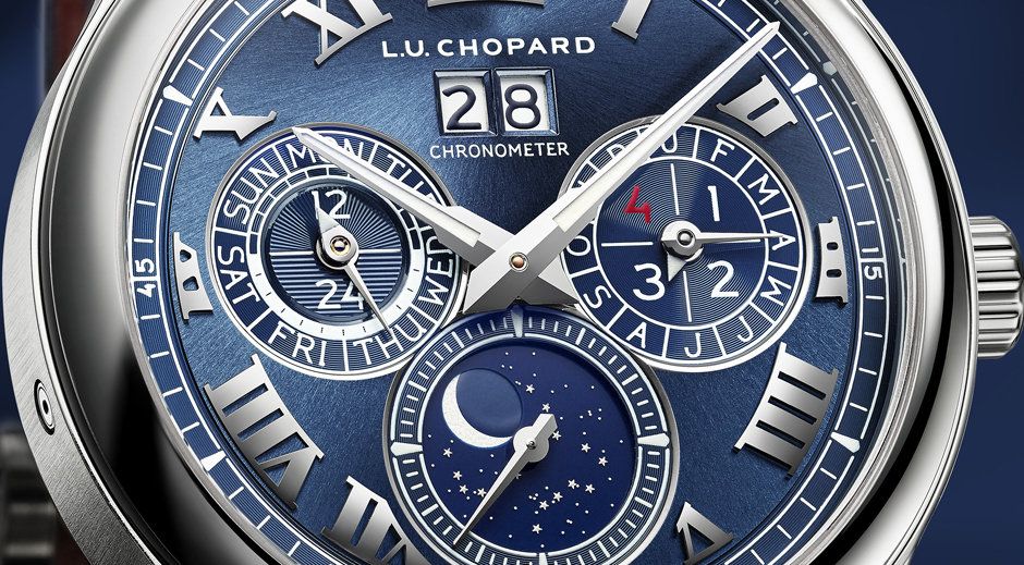 Chopard L.U.C Lunar One replica watch