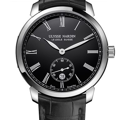 Pre-SIHH announcements: Torpilleur and grand feu enamel