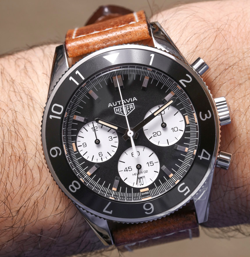 Discount tag heuer heritage autavia calibre heuer 02 watch review replica at best price best for Tag heuer discount
