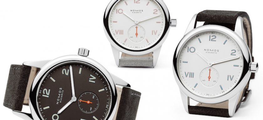 New Nomos Watches Orion Replica Club Campus Watches Aim For A Young Crowd Watch Releases
