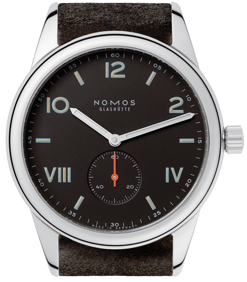 New Nomos Watch Look Alike Replica Club Campus Watches Aim For A Young Crowd Watch Releases