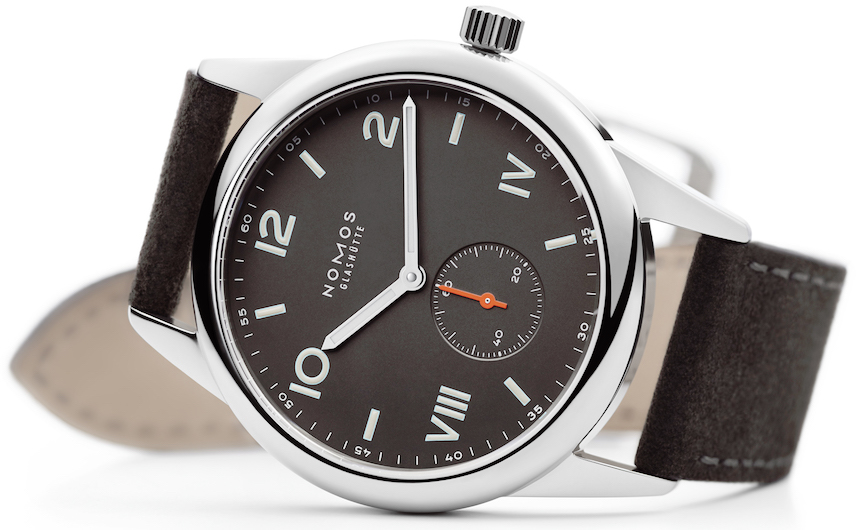 New Nomos Club Campus Watches Aim For A Young Crowd Watch Releases