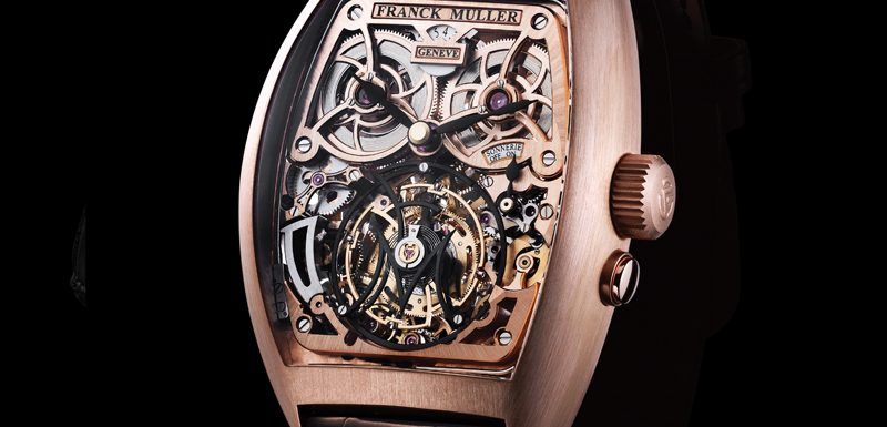 How Software Helps Design Complicated Watches Like The Franck Muller Giga Tourbillon Feature Articles