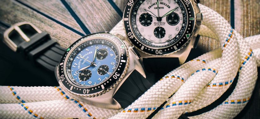 Franck Muller Master Diving Watch Watch Releases