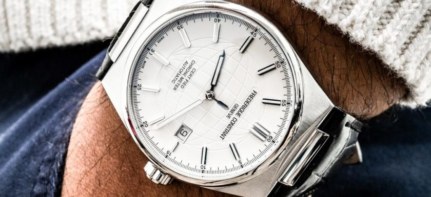 A Closer Look At The New Frederique Constant Highlife Collection Replica Watches
